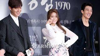 ★ '애교포즈 男心올킬' AOA 설현, 영화 '강남 1970' 레드카펫 현장 ★