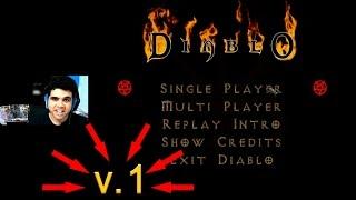 Diablo 1 (!?) - Começando de Tristam - Gameplay #01