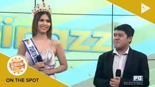 ON THE SPOT: Miss Turismo Filipina 2018