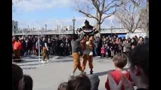 STREET DANCE IN LONDON 2013