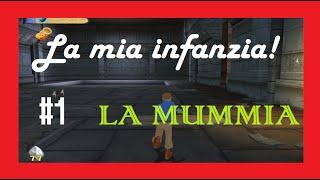 LA MIA INFANZIA!: Parte 1: LA MUMMIA!(Serie animata PS2)w/CrashGamer009
