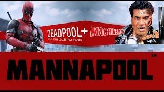 Deadpool and Machineman Uff a shial not official trailer by Shishir ahammed