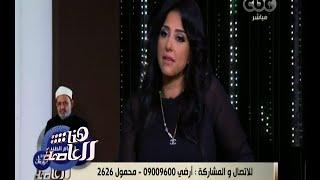 """هنا العاصمة   الفنانة حنان مطاوع تكشف عن دورها في مسلسل """" ونوس """""""