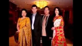 Kali Chaudhuri - Bengali Entrepreneur presented with the Lifetime Achievement Award