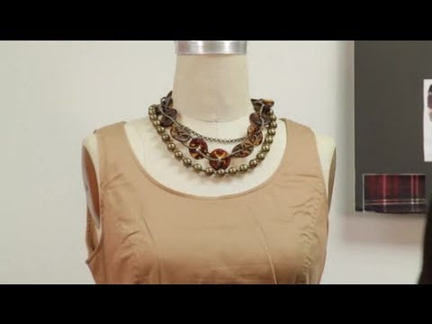 What Jewelry Will Match With a Nude Dress? : Fashion Matching