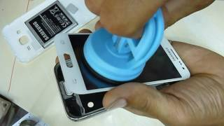 how to change touch samsung G360 Galaxy Core Prime