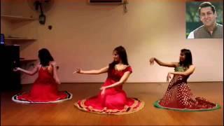 اجمل رقص هندي على اغنية ديبيكا بادكون من فيلم👈باجيرو او مستاني👉لا تنسو الايك والاشتراك في القناة💜