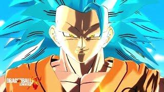 GOKU SUPER SAIYAN BLUE 3 TRANSFORMATION | Xenoverse [Episode 83]