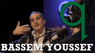 "Bassem Youssef - ""We tell everybody that the emperor"