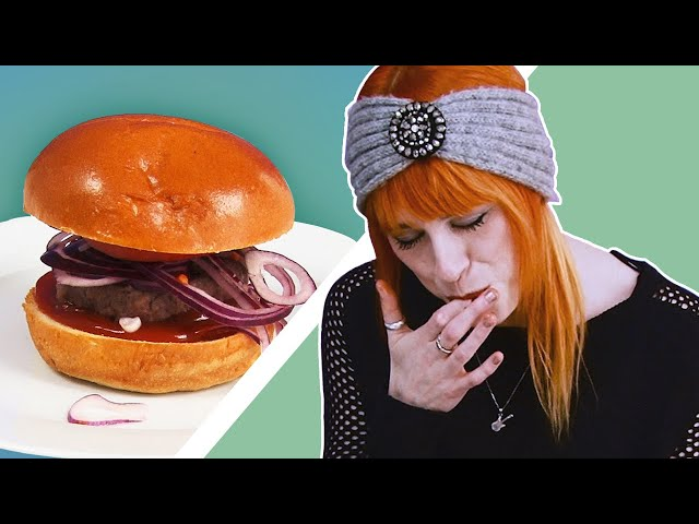 Vegetarians Try Meat, For The First Time