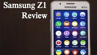 Samsung Z1 Tizen Full Review!