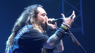 Soulfly @ Stadium Live, Moscow 15.05.2014 (Full Show)