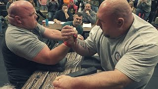 ARM WRESTLING FOR 1000$ !