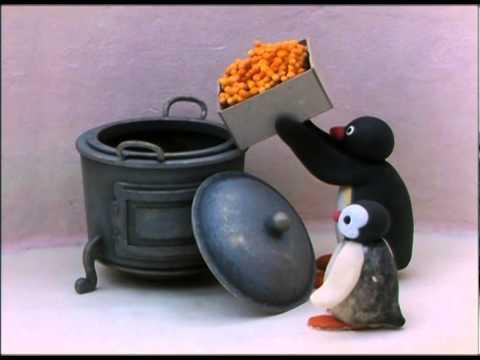Pingu As A Chef Pingu Official Channel