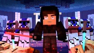 Minecraft   Good vs Evil - STAR WARS JEDI PURGE: Order 66! (Jedi vs Order 66)