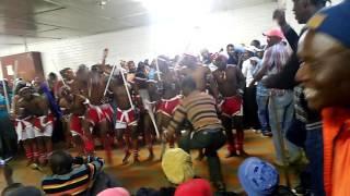 Ingoma yakwabhaca umthwane