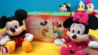 TURMA DO MICKEY BRINCA COM VOCÊ - CUBOS DISNEY - A CASA DO MICKEY MOUSE !