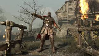 For Honor: Every Centurion Execution and Emote