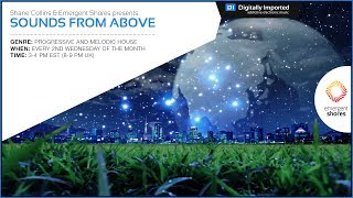 ♫ Best of Progressive House Sessions ♫ - Sounds from Above#41 on DI.FM Progressive