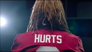 "Jalen Hurts || ""True Freshman"" || Alabama Highlights || 2016"