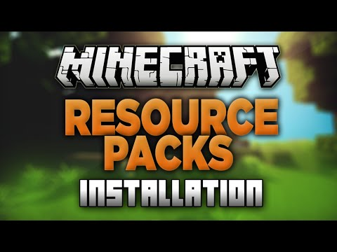 How to Install Resource Packs in Minecraft 1.11.2 Texture Packs