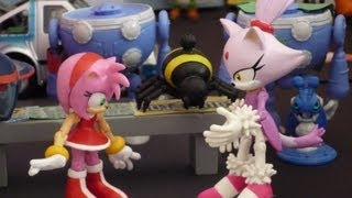Sonic Stop Motion Adventures: Episode 17: Girls' Night Out