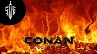 Yanıyom  I  Conan Exiles  #7