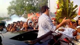 Aditya thackeray welcome to navi mumbai 01