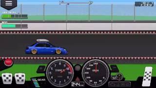 6.319 SECOND PIXEL CAR RACER SUBARU WRX STI+TUNE