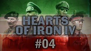 Hearts of Iron IV #04 Persia Rising, Iran - Let