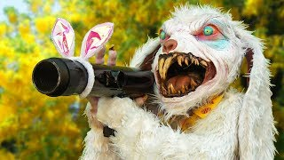 Crazy Easter Bunny Song - Happy Easter April Fools!