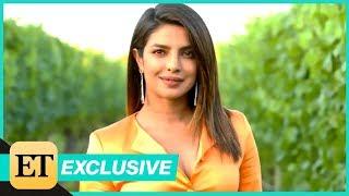 Priyanka Chopra Admits She