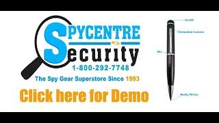2K Ultra Spy Pen Camera - Review
