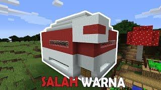 Membuat Rumah Merah Putih - Minecraft Survival Indonesia - #2 - Part 1