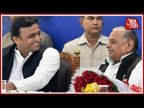 'Your Cycle:' Team Akhilesh's Message To Mulayam Singh After Symbol Win