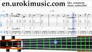 Cello lessons Harry Potter - Hedwig's Theme Sheet Music Tutorial um-i352