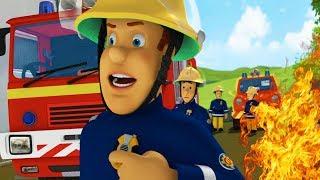 Sam el Bombero Español 🌟 océano profundo  - 1 hora Compilación de episodios 🔥Dibujos animados