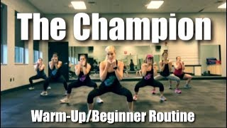 Carrie Underwood featuring Ludacris - The Champion | Cardio Party Mashup Fitness Routine