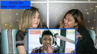 Reaction Video- Darren Espanto Covers Chandelier by Sia on Wish 107.5
