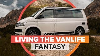 Living the Vanlife fantasy: 2,600 miles across Europe in a VW camper