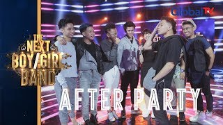 Andi, Penyebab Bastian dan Rizky Berselisih! | #4 AFTER PARTY | The Next Boy/Girl Band GlobalTV