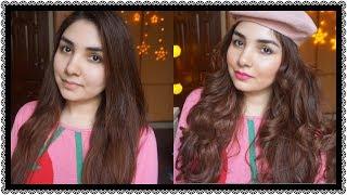 How to use Hair Extensions (urdu / hindi) || Nishoo Khan