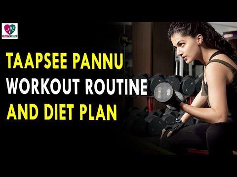 Xxx Mp4 Taapsee Pannu Workout Routine Diet Plan Health Sutra Best Health Tips 3gp Sex