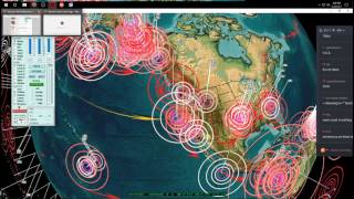 6/25/2017 -- Large M6.2 Earthquake strikes West Pacific -- Solstice effect no show?
