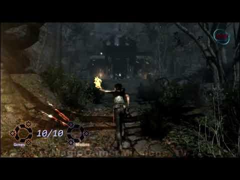 Tomb Raider : A Survivor is Born ™ | All Ghost Hunter Locations | SECRET MISSION