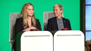 Amy Schumer Answers Ellen