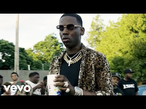 Young Dolph Major Official Music Video ft. Key Glock