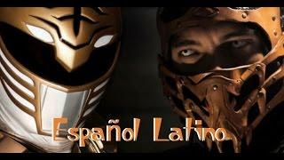 White Ranger Vs Scorpion Español Latino (Fandub)