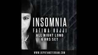 Fatima Hajji @ Depot Amsterdam - ALL NiGHT LONG 6h - 10 09 2016 AUDIOSET