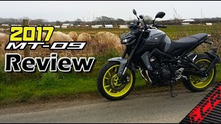 2017 Yamaha MT-09 / FZ-09 Review | The ultimate sub 8k motorcycle?